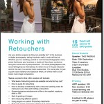 Retouching for Business workshop - September 25th 2012